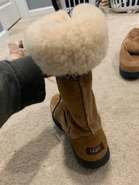 Size 10 Brown Uggs Odenton, 21113