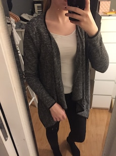 Cardigan fra Only, xs.