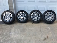 F150 Wheels and Tires Cartersville, 30120