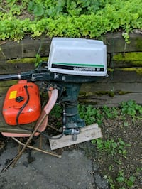 15 HP Game fisher Outboard Motor Worcester
