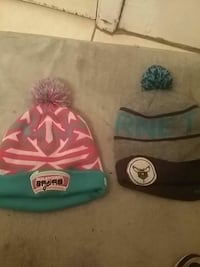 two knit cap