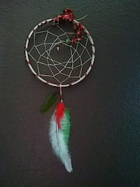 white and red dream catcher Golden Valley, 86413