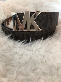 Michael kors authentic belt. Leather