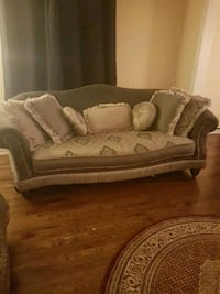 Sofa Set- 3 seater + loveseat  Vaughan, L6A 1B1