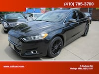 2014 Ford Fusion for sale Owings Mills