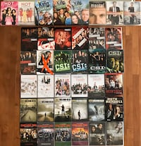VARIOUS TV SERIES FOR SALE - NEW!!!