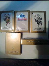 Gemaco playing cards  Cabot, 72023