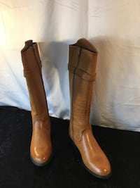 Brown Boot Size 6
