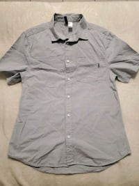 Short sleeves button up shirt (H&M) mens Mississauga, L5A 3E3