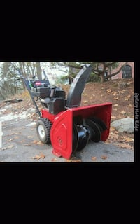 Two toro Snowblower for sale Sterling, 20164