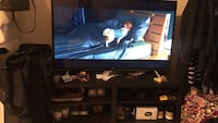 Smart 4K TV Brand new with ROKU included and TV stand for free San Francisco, 94103