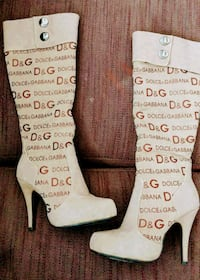 Affordable Dolce & gabbana boots !!!