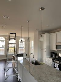 Kitchen Pendant Lights (3) **Like New** Beltsville, 20707