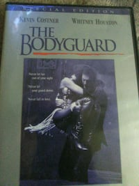 The Bodyguard DVD Glen Carbon, 62034