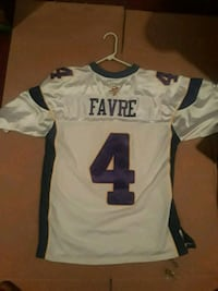 Authentic Brett Favre Minnesota Vikings Jersey   Lochearn, 21207