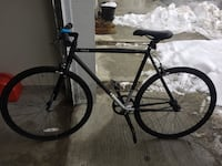 Critical cycle single speed Langley, V2Y