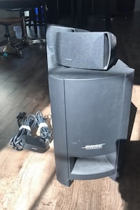 Bose CineMate series II home theater system.  Alburtis, 18011