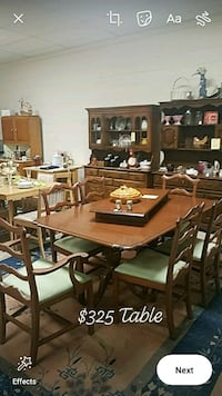 Dining room table with 6 chairs Winchester, 22601