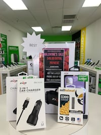 IPHONE + 5accessories only $49.99 TODAY Carrollton, 75007