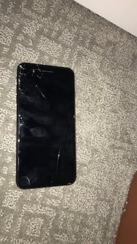 Black iPhone 7 Plus parts only