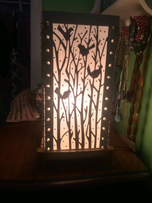 Handcrafted Lamp 5cb44407-2d2b-46c0-98e6-866c192a988d