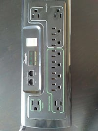Rocketfish - 10-Outlet Power Manager with Surge Pr Toronto, M1K 2N6