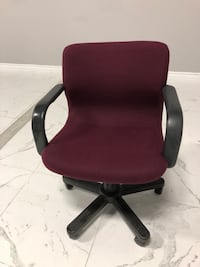 Burgundy Office Chairs Toronto, M9L 2Y7