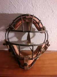 Vintage catchers mask Franklin Galloway, 43119