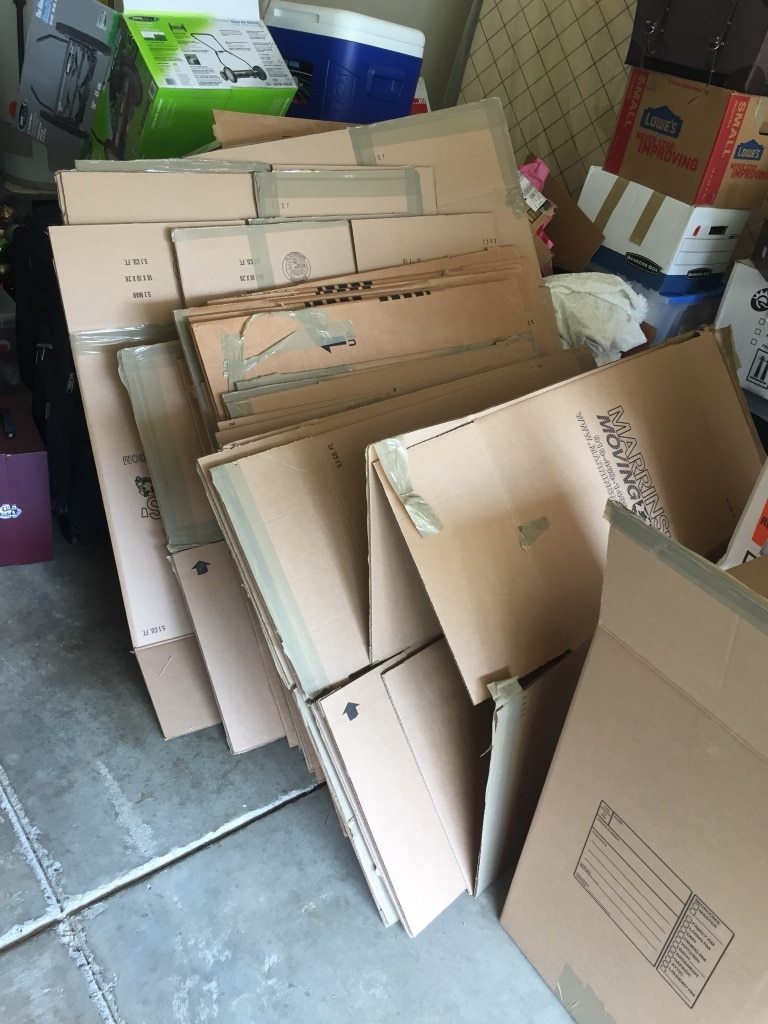 Letgo Moving Boxes Used In Research Triangle Park Nc