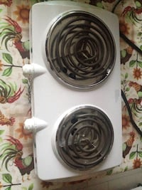 Double Stove Top