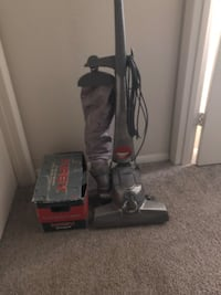 gray and black upright vacuum cleaner Tulsa, 74136