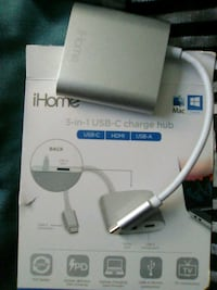 Ihome 3-in-1 usb-c charge hub  Cerritos, 90703