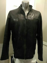 Quality leather jacket by TopGun sz L 40$