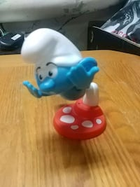 Smurf Bobble Toy  Barrie