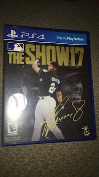 MLB The Show 17 PS4 Gillsville, 30543
