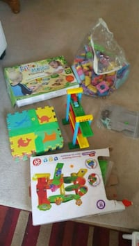 toddler's assorted toys Ajax, L1T 0A9