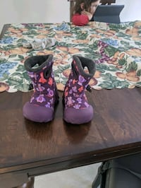 Size 3 Baby Girls Boots Vaughan, L4L 8P1