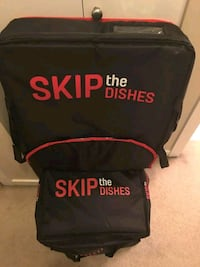 Skip the Dishes thermal bags. Brampton, L6P 2M2