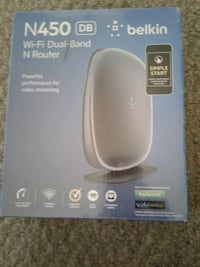 WiFi Router. New in unopened packaging.  Great price!