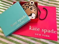 New! Kate Spade key coin purse  Toronto, M9W 0C6