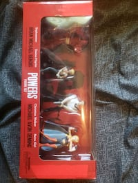 Powers figure set