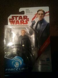 Star wars action figure general hux