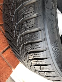 "Nexen 18"" winter tires"