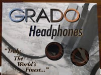 Grado RS2i Reference Series headphones with new pads Montréal, H3K 1C4