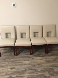 Four dining chairs  Missouri City, 77459