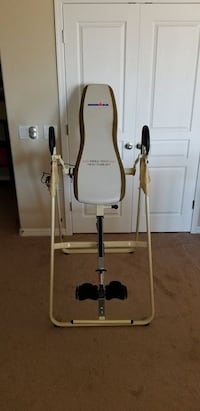 Inversion table w/ heat *never used* 44 km