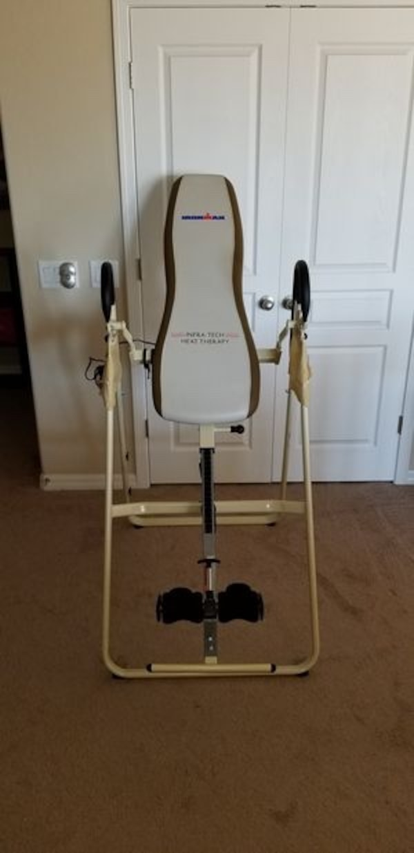 Inversion table w/ heat *never used*