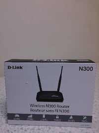 D-Link DIR-605L Wireless N 300 Mbps Home Cloud App-Enabled Broadband Router Toronto