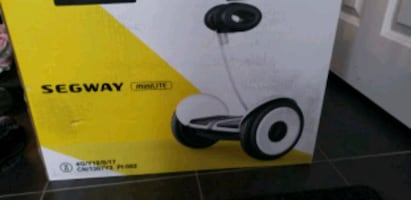 Segway minilite brand new in box PERFECT GIFT