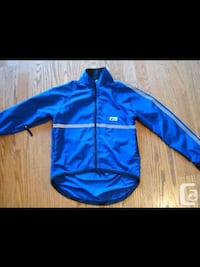 blue and grey zip-up windbreaker jacket Edmonton, T5L